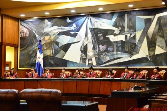 Audiencia del Tribunal Constitucional
